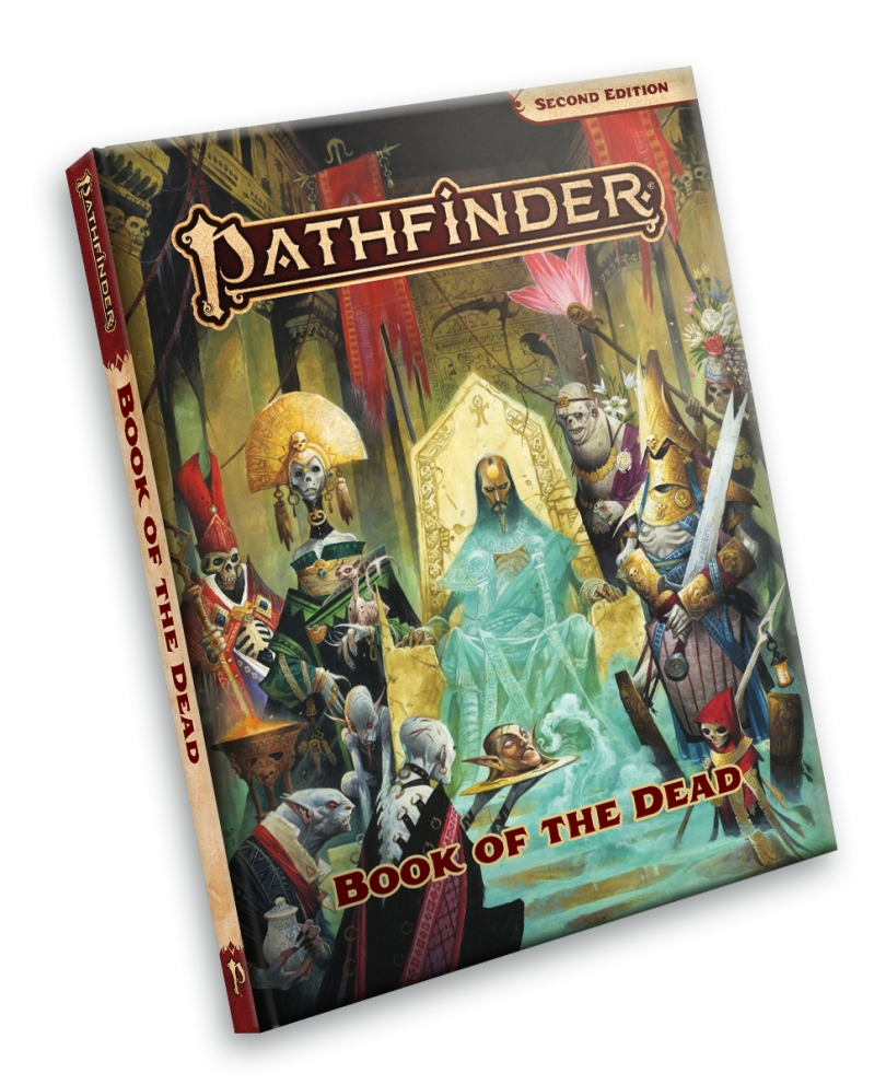 Book of the Dead New Cover
