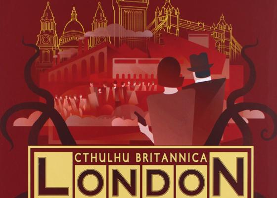 Cthulhu Britannica publicações