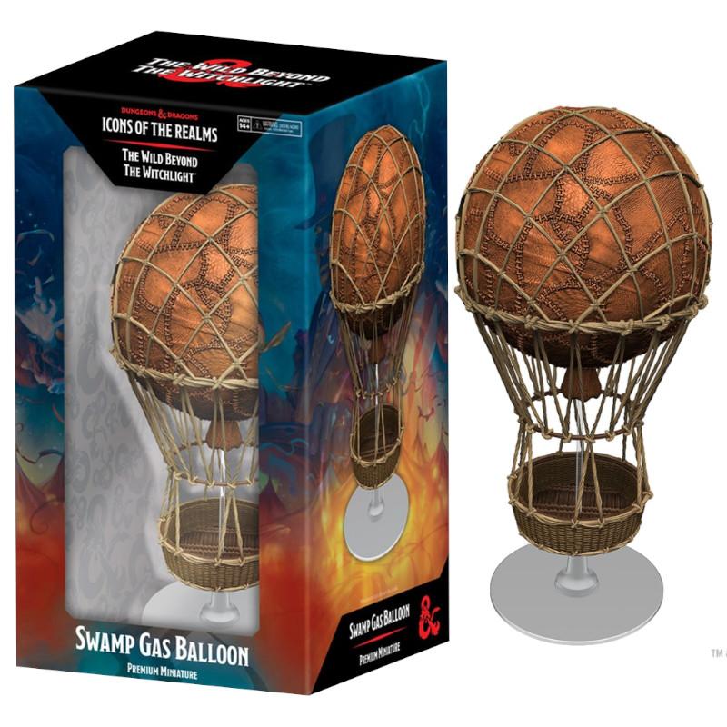 Miniatura Swamp Gas Ballon