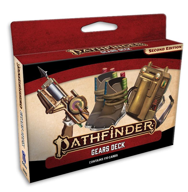 Pathfinder 2E Gears Deck