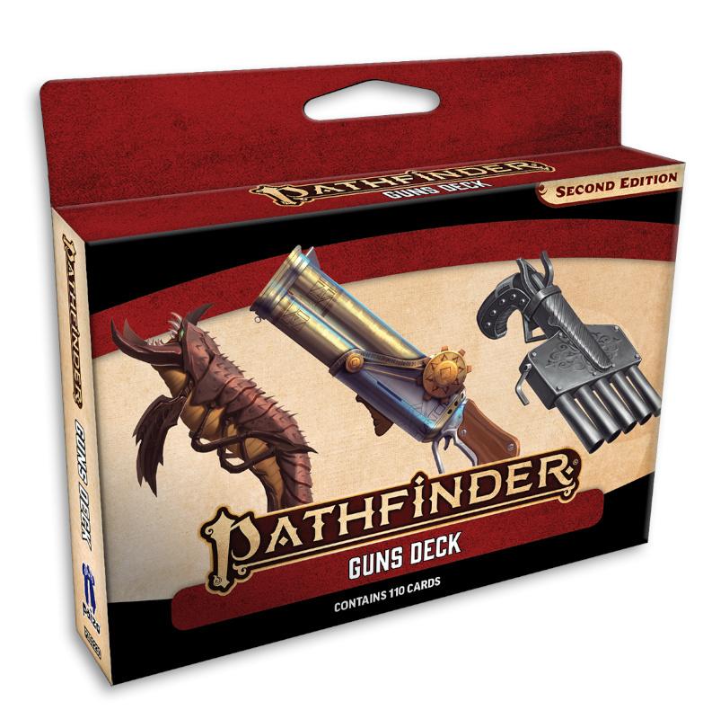 Guns Deck Pathfinder 2E