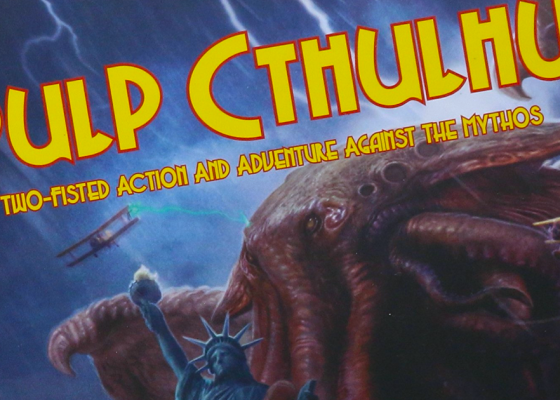 Pulp Cthulhu New Order