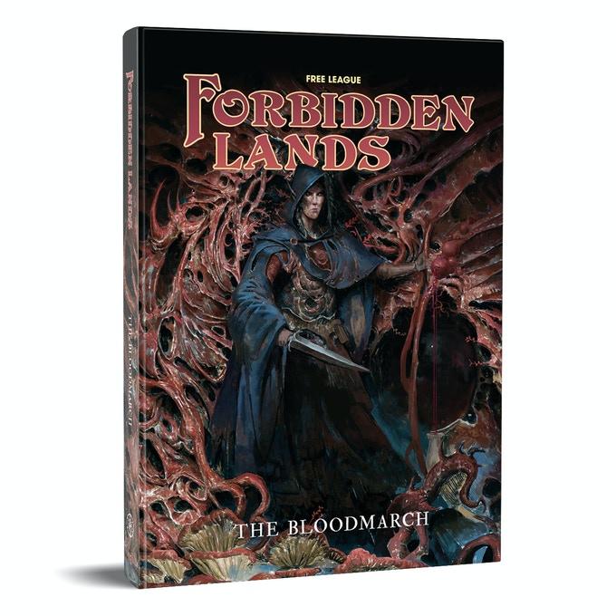 The Bloodmarch Forbidden Lands