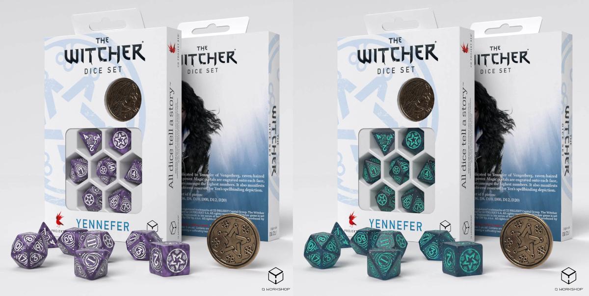 The Witcher Dice Q-Workshop