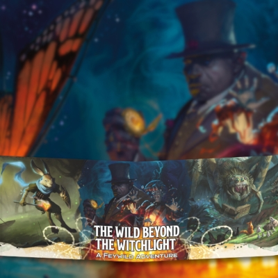 Gale Force 9 The Wild Beyond the Witchlight
