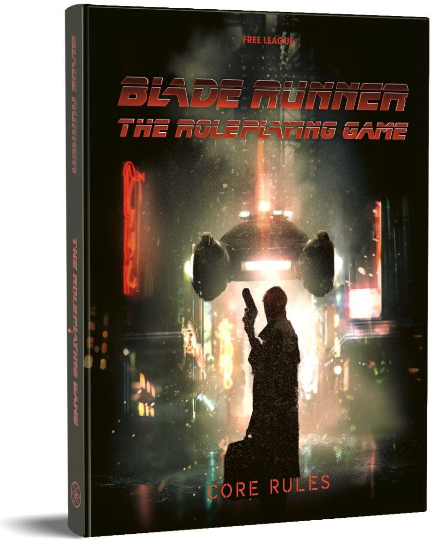 Blade Runner The Roleplaying Game