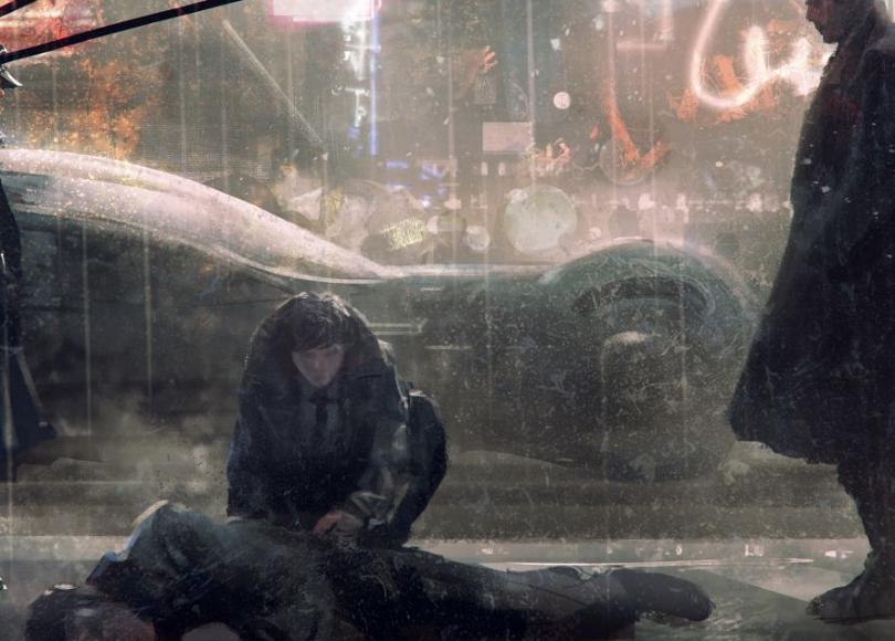 RPG Blade Runner