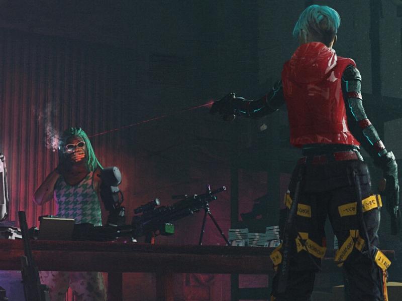 Lançamentos Cyberpunk Red