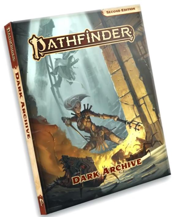 Pathfinder Dark Archive