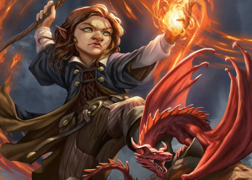 Dragons & Treasures Young Adventurer's Guide