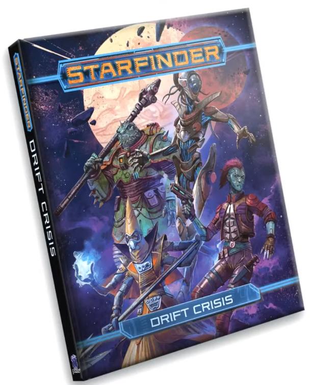 Starfinder Drift Crisis