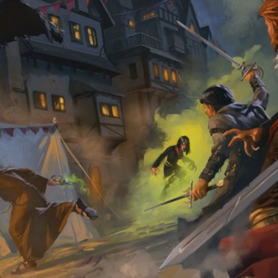 Sword & Sorcery PT-BR