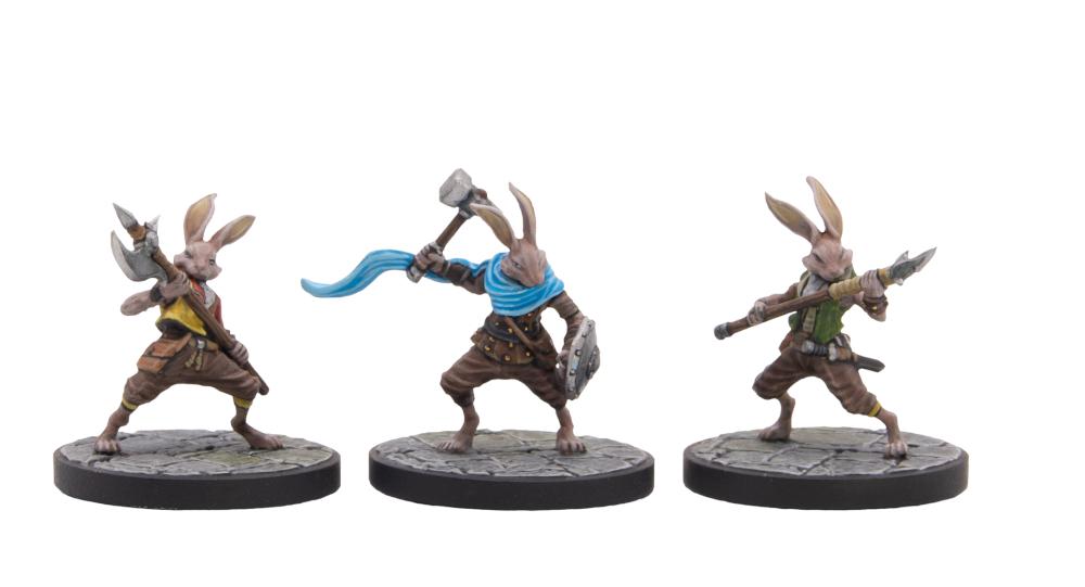 Haregon Brigands Miniature