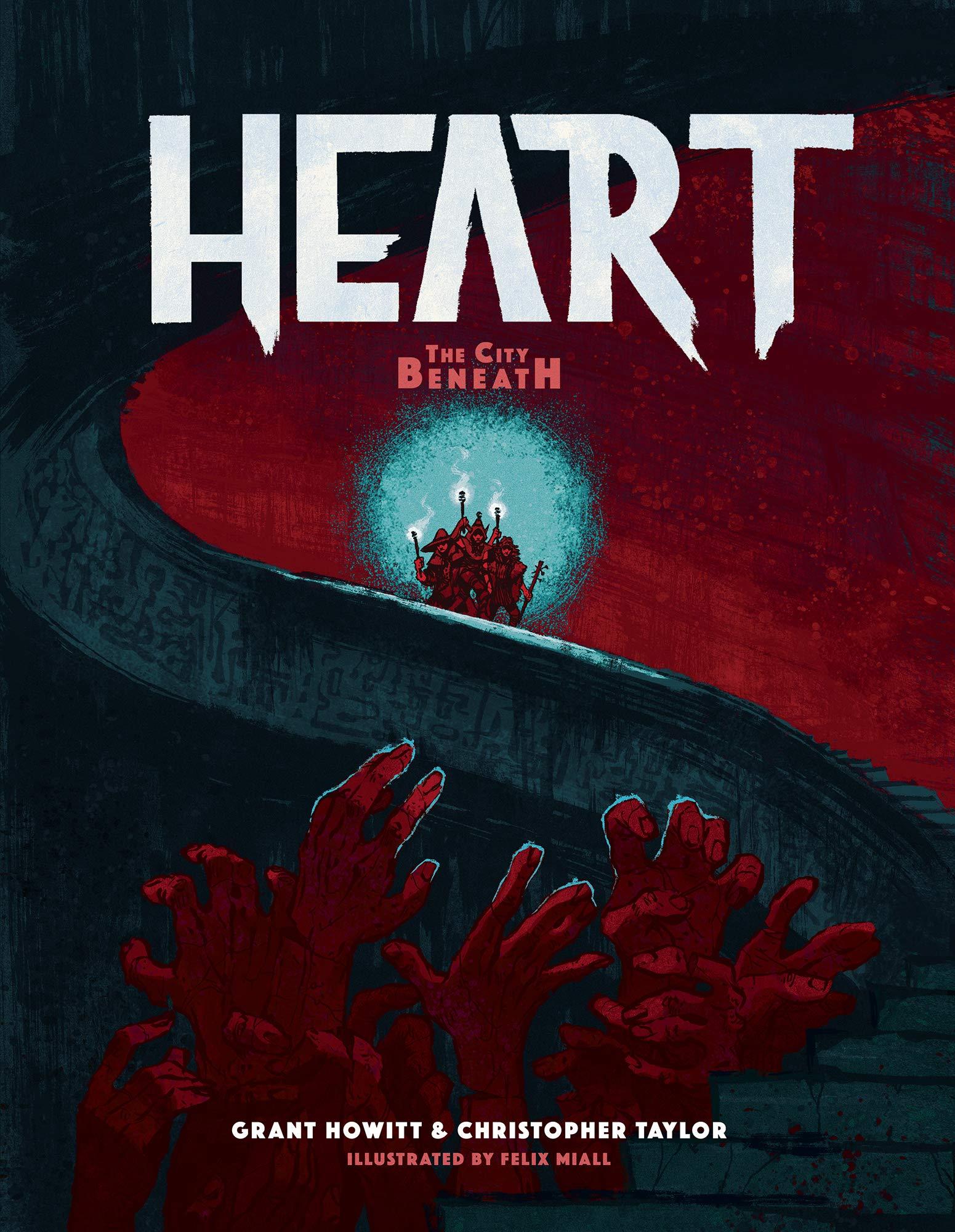 Heart The City Beneath Ennies 2021