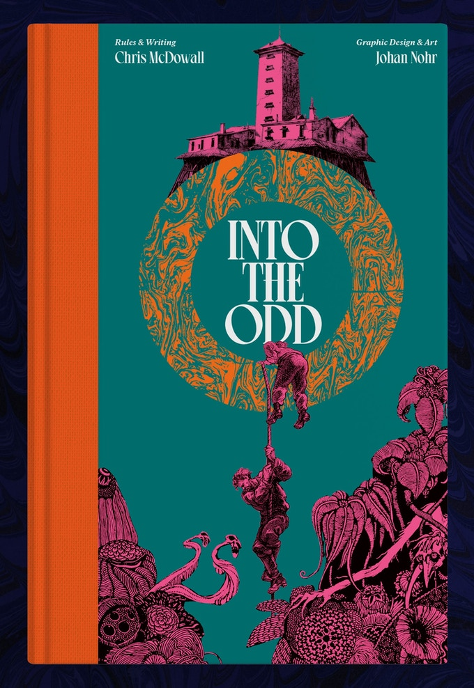 Into the Odd Kickstarter