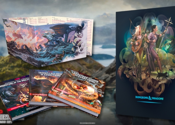 D&D Gift Set Rules Expansion