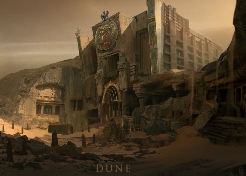 Dune RPG Sand and Dust Sourcebook