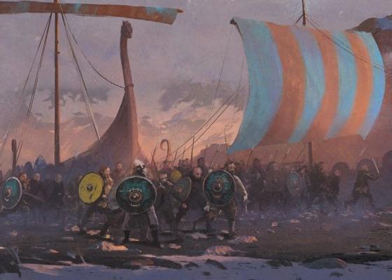 Raiders of the Serpent Sea Financiamento Coletivo