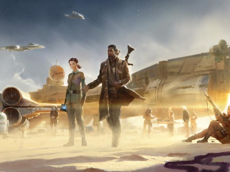 Star Wars Edge Entertainment