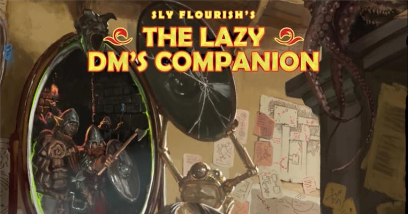 The Lay DM's Companion