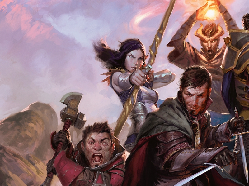 Unearthed Arcana Travelers of the Multiverse Traduzido