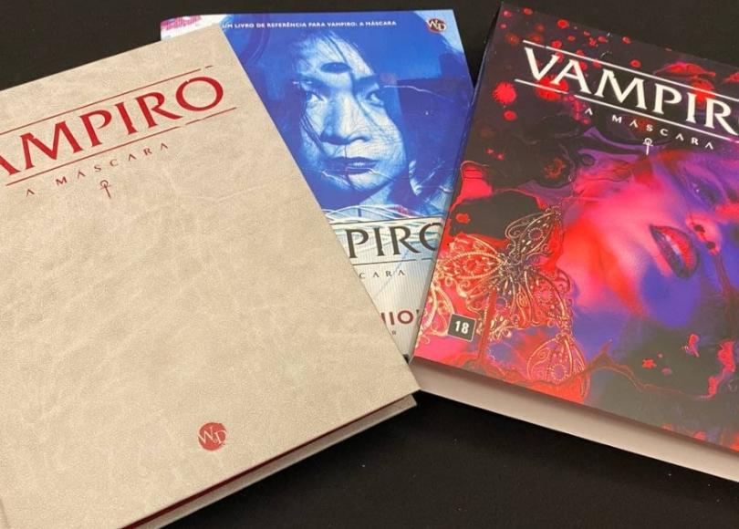 Vampiro 5ª Edição no Brasil