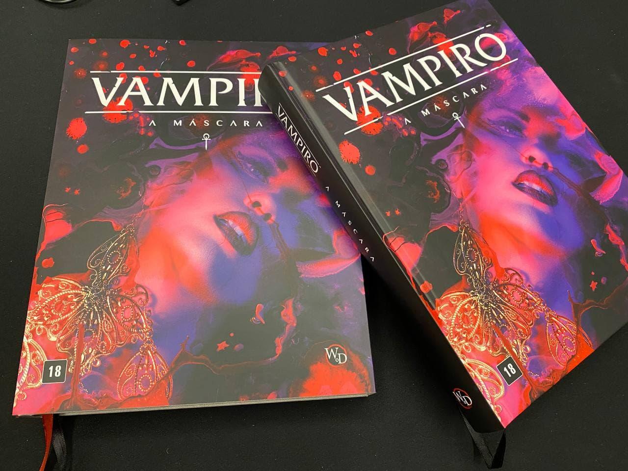 Vampiro V5 em Portuugês